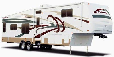 Find Specs for 2009 Fleetwood Quantum Fifth Wheel RVs