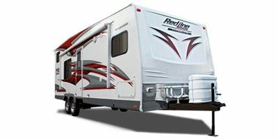 Find Specs for 2009 Fleetwood Redline Hyperlite Toy Hauler RVs