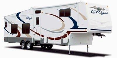 Find Specs for 2009 Fleetwood Regal Fifth Wheel RVs