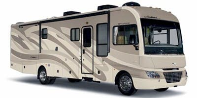Find Specs for 2009 Fleetwood Southwind Class A RVs