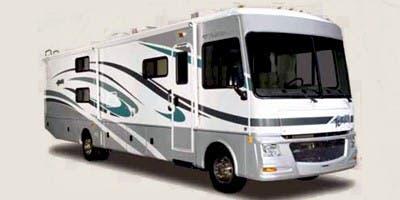 Find Specs for 2009 Fleetwood Terra Class A RVs