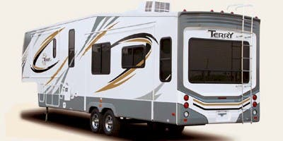Find Specs for 2009 Fleetwood Terry LX Fifth Wheel RVs
