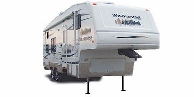 Find Specs for 2009 Fleetwood Wilderness Fifth Wheel RVs
