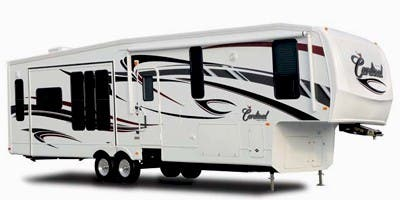 Find Specs for 2010 Forest River Cardinal Fifth Wheel RVs