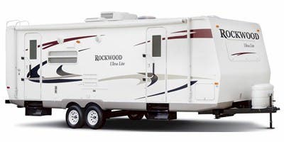 Find Specs for 2010 Forest River - Rockwood Ultra Lite <br>Floorplan: 2901SS (Travel Trailer)