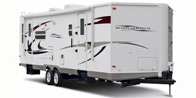 Find Specs for 2010 Forest River Rockwood Windjammer Travel Trailer RVs