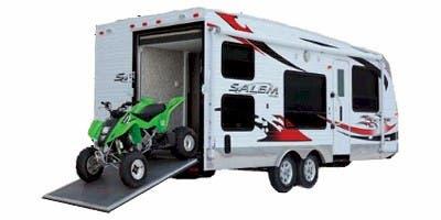Find Specs for 2012 Forest River Salem Sport Toy Hauler RVs