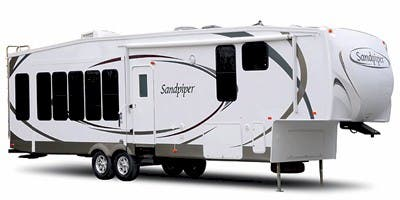 Forest River Sandpiper RVs Type Fifth Wheel