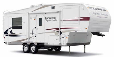 Find Specs for 2009 Forest River Rockwood Signature Ultra Lite Fifth Wheel RVs