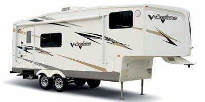Find Specs for 2009 Forest River V-Cross Fifth Wheel RVs