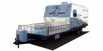 Find Specs for 2009 Forest River Cherokee Wolf Pack Toy Hauler RVs
