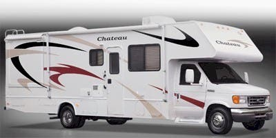 Find Specs for 2009 Four Winds International Chateau Class C RVs