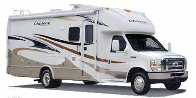 Find Specs for 2009 Four Winds International Chateau Citation Class C RVs
