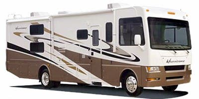 Find Specs for 2009 Four Winds International Hurricane Class A RVs