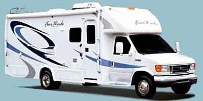 Find Specs for 2009 Four Winds International Siesta Class C RVs