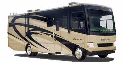 Find Specs for 2009 Four Winds International Windsport Class A RVs