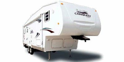 Find Specs for 2009 Gulf Stream Conquest Fifth Wheel RVs