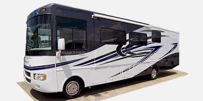 Find Specs for 2009 Holiday Rambler Arista Class A RVs