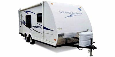 Find Specs for 2010 Holiday Rambler Campmaster RVs