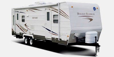 Find Specs for 2009 Holiday Rambler Mintaro RVs