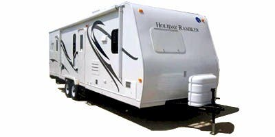 Find Specs for 2009 Holiday Rambler Savoy LE Travel Trailer RVs