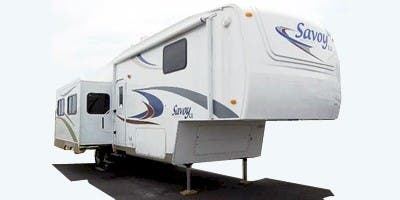 Find Specs for 2009 Holiday Rambler Savoy LX Fifth Wheel RVs