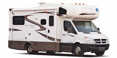 Find Specs for 2009 Holiday Rambler Traveler RVs