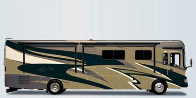 Find Specs for 2009 Itasca Ellipse Class A RVs