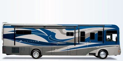 Find Specs for 2009 Itasca Latitude Class A RVs