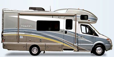 Find Specs for 2009 Itasca Navion Class C RVs