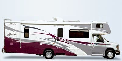 Find Specs for 2009 Itasca Spirit Class C RVs