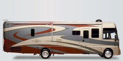 Find Specs for 2009 Itasca - Suncruiser <br>Floorplan: 38T (Class A)