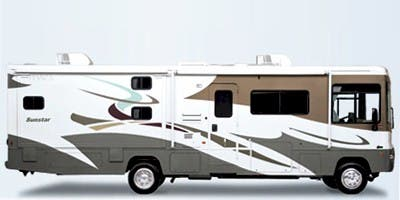 Find Specs for 2009 Itasca Sunstar Class A RVs