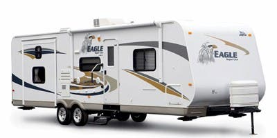 Find Specs for 2009 Jayco Eagle Super Lite Travel Trailer RVs