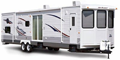 Find Specs for 2009 Jayco Jay Flight Bungalow Destination Trailer RVs