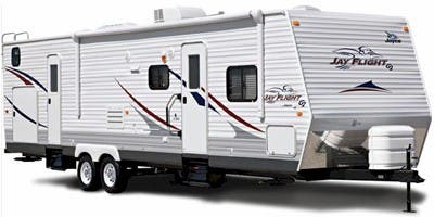 Find Specs for 2009 Jayco Jay Flight G2 Travel Trailer RVs
