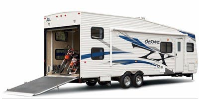 Find Specs for 2009 Jayco Octane ZX Toy Hauler RVs