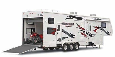 Find Specs for 2009 Jayco Recon ZX Toy Hauler RVs