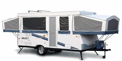 Find Specs for 2009 Jayco Select Expandable Trailer RVs