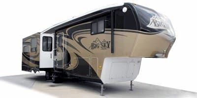 Find Specs for 2009 Keystone Big Sky Fifth Wheel RVs