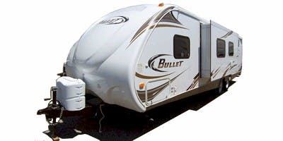 Find Specs for 2009 Keystone Bullet Travel Trailer RVs