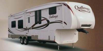 Find Specs for 2009 Keystone Challenger Fifth Wheel RVs
