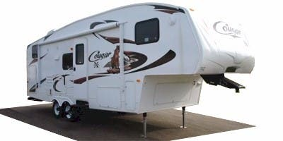 Find Specs for 2009 Keystone Cougar XLite Fifth Wheel RVs