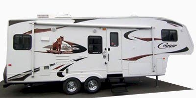 Find Specs for 2009 Keystone Cougar Fifth Wheel RVs