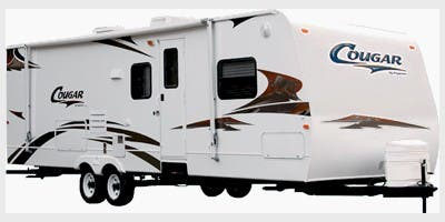 Find Specs for 2009 Keystone Cougar Toy Hauler RVs