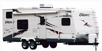 Find Specs for 2009 Keystone Energy Toy Hauler RVs
