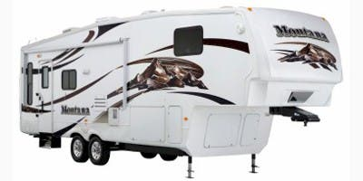 Find Specs for 2009 Keystone Montana Fifth Wheel RVs