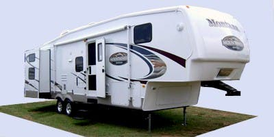 Find Specs for 2009 Keystone Montana Mountaineer Fifth Wheel RVs