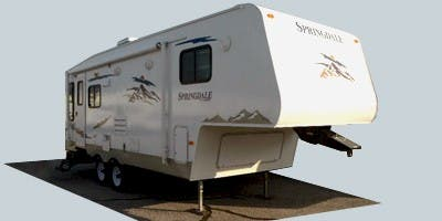Find Specs for 2009 Keystone Springdale Fifth Wheel RVs