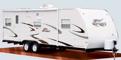 Find Specs for 2010 R-Vision Max Sport Travel Trailer RVs